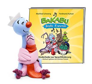 Coverbild Bakabu - Beste Freunde
