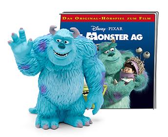 Coverbild Disney Monster AG