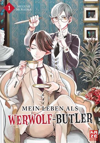 Mein Leben als Werwolf-Butler - 1
