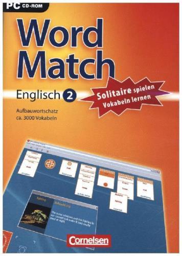 Word Match Englisch - 2. Aufbauwortschatz