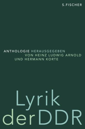 Lyrik der DDR