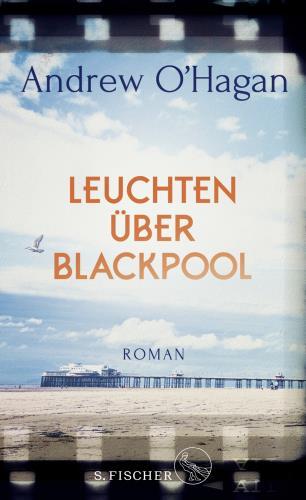 Leuchten über Blackpool