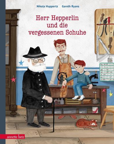 Herr Hepperlin und die vergessenen Schuhe