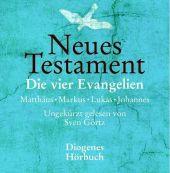 Neues Testament - die vier Evangelien