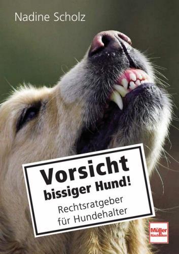 Vorsicht, bissiger Hund!
