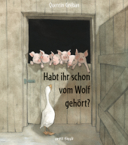 Habt ihr schon vom Wolf gehört?