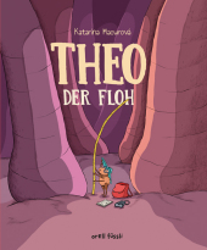 Theo, der Floh
