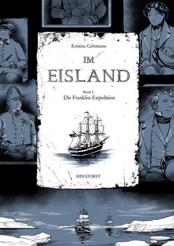Im Eisland - Band 1. Die Franklin-Expedition