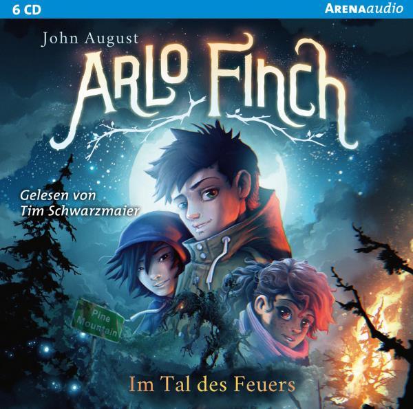Arlo Finch - Im Tal des Feuers