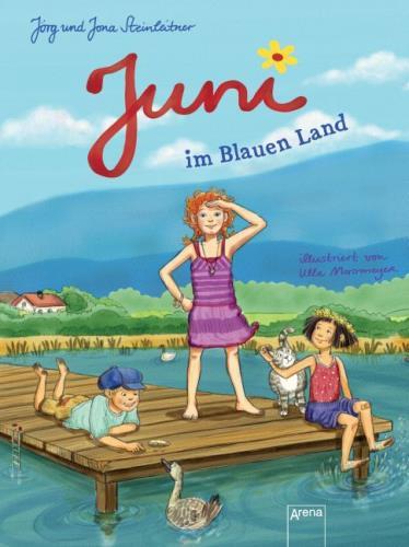 Juni im Blauen Land