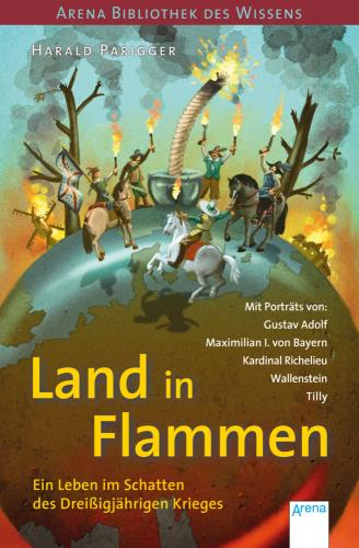 Land in Flammen