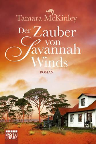 Cover des Mediums: Der Zauber von Savannah Winds