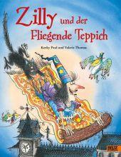 Zilly und der fliegende Teppich