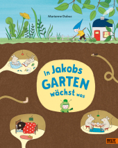 In Jakobs Garten wächst was