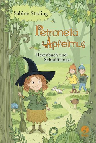 Petronella Apfelmus - Hexenbuch und Schnüffelnase