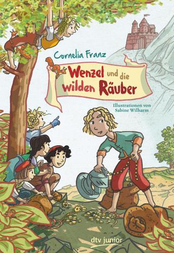 Wenzel und die wilden Räuber