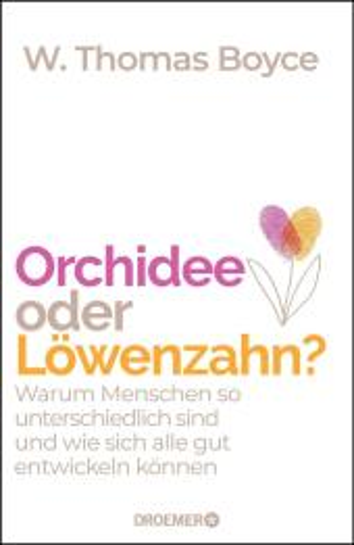 Wie Orchidee und Löwenzahn