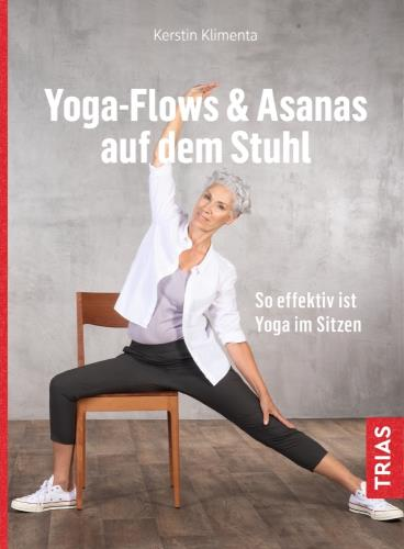 Yoga-Flows & Asanas auf dem Stuhl