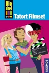 Cover des Mediums: Die drei !!! Tatort Filmset