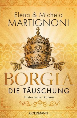 Cover des Mediums: Borgia - Die Täuschung