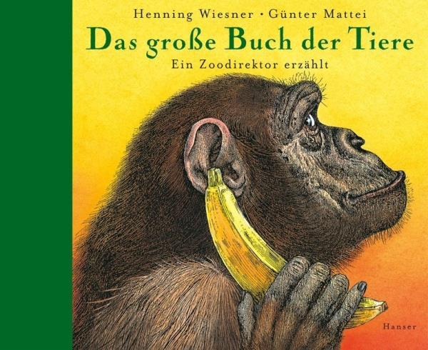 Das große Buch der Tiere