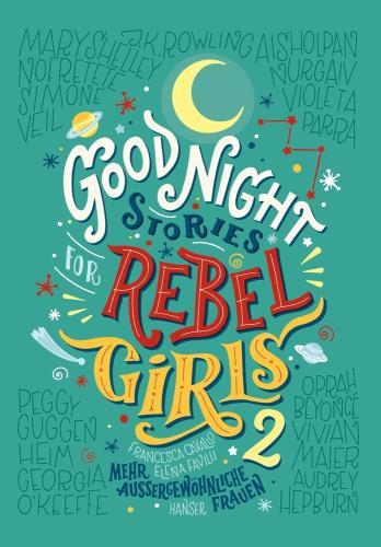Good night stories for rebel girls - 2