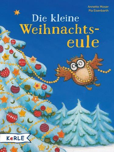 Cover des Mediums: Die kleine Weihnachtseule