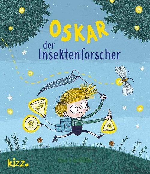 Oskar, der Insektenforscher