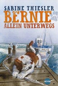 Bernie allein unterwegs