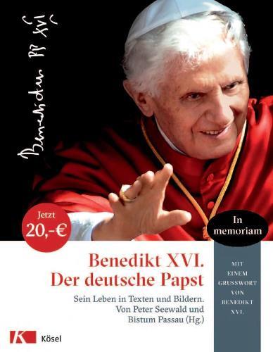 Benedikt XVI - der deutsche Papst