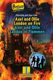 Axel and Ollie: London on fire - Axel und Ollie: London in Flammen