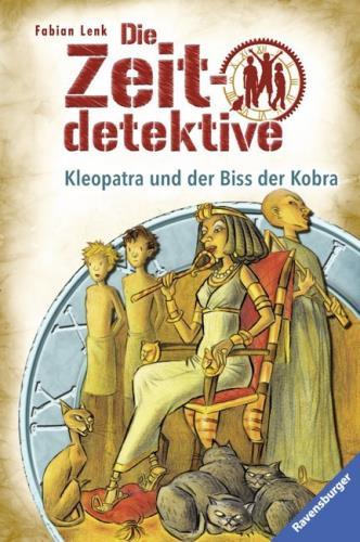 Kleopatra und der Biss der Kobra