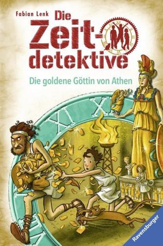 Die goldene Göttin von Athen