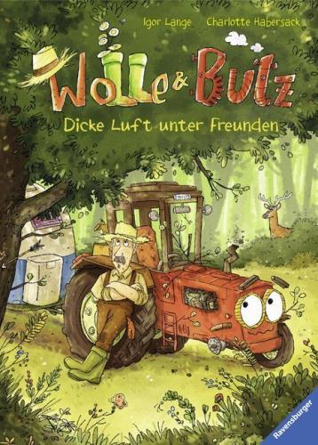 Wolle & Butz - Dicke Luft unter Freunden