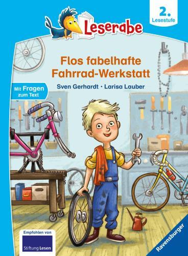 Flos fabelhafte Fahrrad-Werkstatt