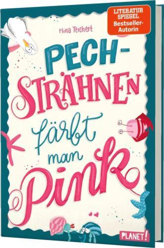 Cover des Mediums: Pechsträhnen färbt man Pink