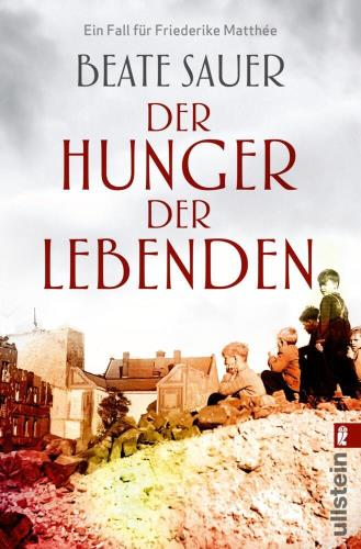 Cover des Mediums: Der Hunger der Lebenden