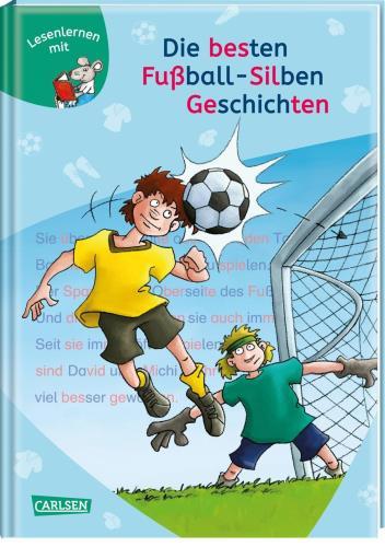Cover des Mediums: Die besten Fußball-Silben-Geschichten