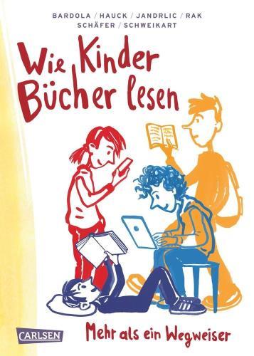 Wie Kinder Bücher lesen
