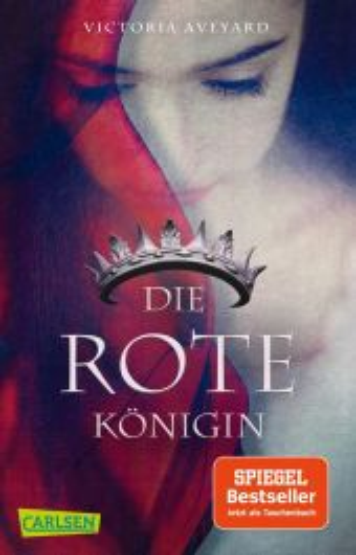 Cover des Mediums: Die rote Königin