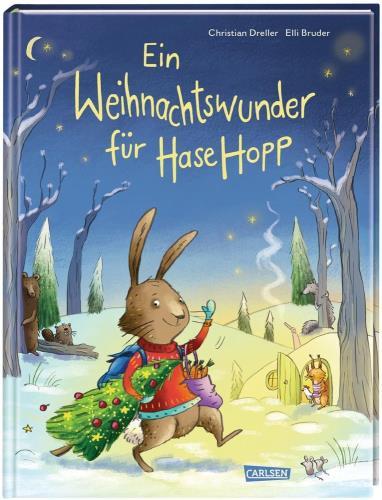 Ein Weihnachtswunder für Hase Hopp