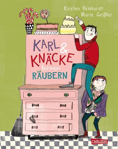 Karl & Knäcke lernen räubern