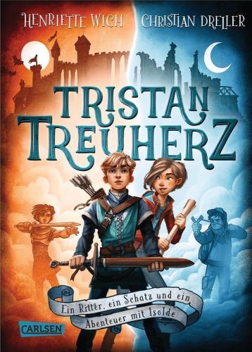Ein Ritter, ein Schatz und ein Abenteuer mit Isolde