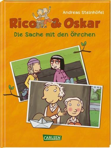 Rico & Oskar - 4. Die Sache mit den Öhrchen
