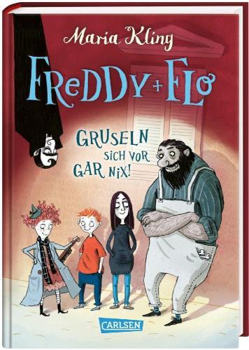 Freddy + Flo gruseln sich vor gar nix!