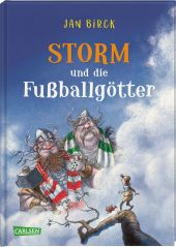Storm und die Fußballgötter