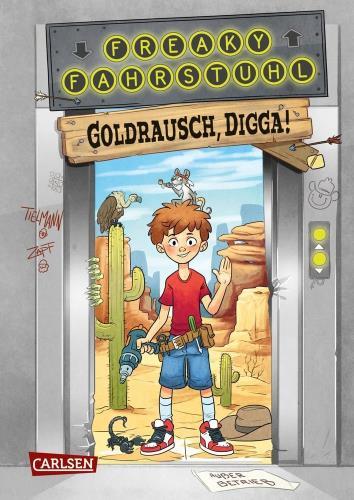 Goldrausch, Digga!