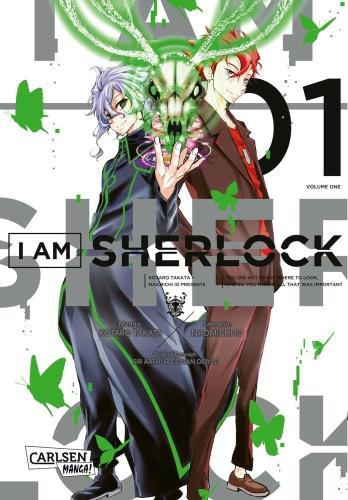 I am Sherlock - 01