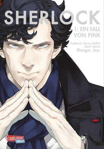 Sherlock - # 1. Ein Fall von Pink