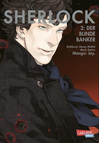 Sherlock - # 2. Der blinde Banker